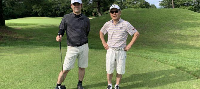 男気ゴルフ